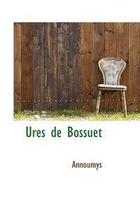 Ures de Bossuet