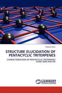 Structure Elucidation of Pentacyclic Triterpenes