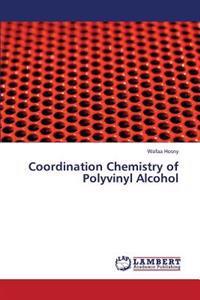 Coordination Chemistry of Polyvinyl Alcohol