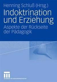 Indoktrination Und Erziehung