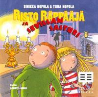 Risto Räppääjä ja Sevillan saituri (2 cd)