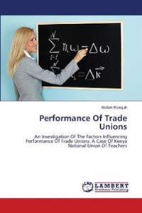 Performance of Trade Unions