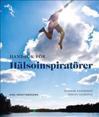 Handbok för hälsoinspiratörer bok och häfte