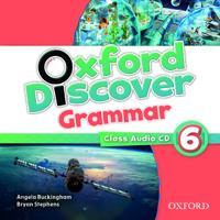 Oxford Discover: 6: Grammar Class Audio CD
