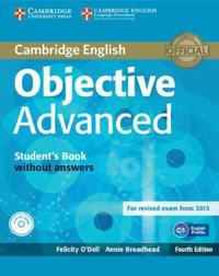 Objective Advanced Student's Book Without Answers + Cd-rom