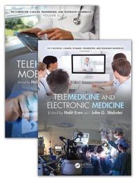 The E-Medicine, E-Health, M-Health, Telemedicine, and Telehealth Handbook