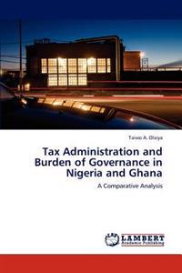 tax administration in nigeria a case Companies income tax administration in nigeria problem and prospects (a  case study of the federal inland revenue services owerri.