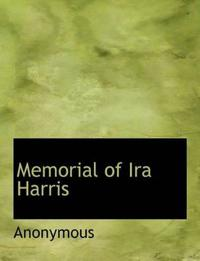 Memorial of IRA Harris