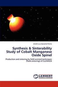 Synthesis & Sinterability Study of Cobalt Manganese Oxide Spinel