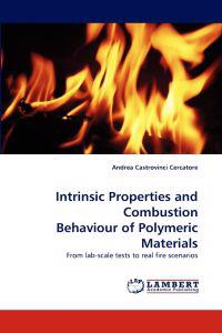 Intrinsic Properties and Combustion Behaviour of Polymeric Materials