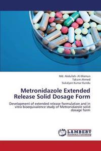 Metronidazole Extended Release Solid Dosage Form