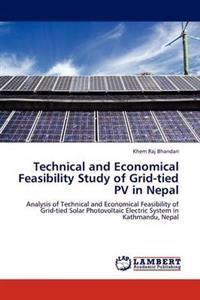 Technical and Economical Feasibility Study of Grid-Tied Pv in Nepal