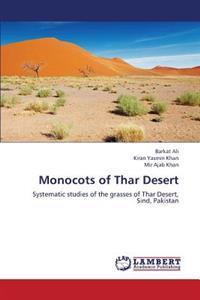 Monocots of Thar Desert