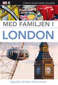 Med familjen i London