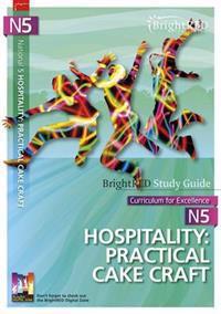 National 5 hospitality: practical cake craft