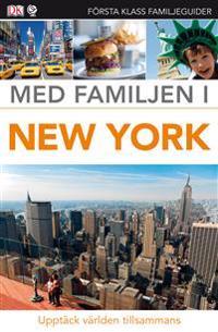 Med familjen i New York