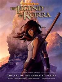 Legend of Korra - the Art of the Animated 3