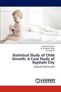 Statistical Study of Child Growth