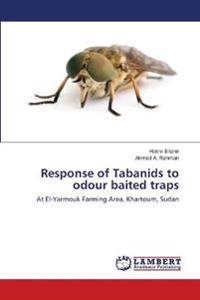 Response of Tabanids to Odour Baited Traps