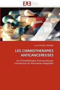 Les Chimioth�rapies Anticanc�reuses