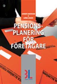 Pensionsplanering för företagare