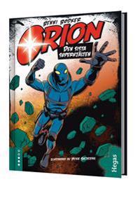 Orion. Den sista superhjälten (bok+CD)