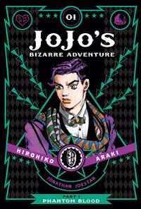 Jojo's Bizarre Adventure: Part 1- Phantom Blood, Vol. 1