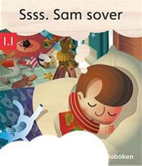 Ssss. Sam sover