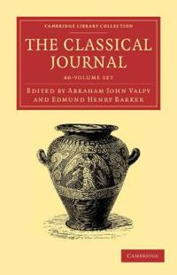 The Classical Journal Set