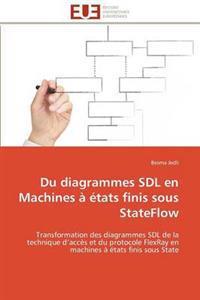Du Diagrammes Sdl En Machines a Etats Finis Sous Stateflow