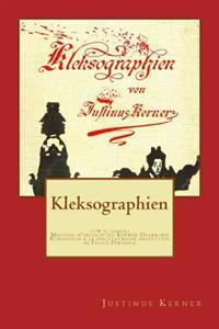 Kleksographien: Macchie D'Inchiostro Kerner Dearborn Rorschach E Le Psicotecniche Proiettive