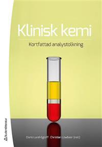 Klinisk kemi : kortfattad analystolkning