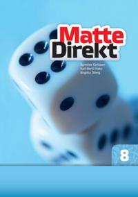 Matte Direkt 8 - ny upplaga
