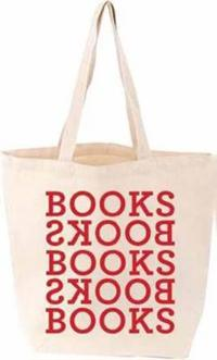 Books Books Tote Bag