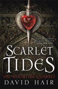 Scarlet Tides - David Hair - böcker (9781780872018)     Bokhandel