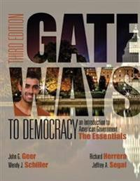 Gateways to Democracy + Mindtap Political Science Passcode