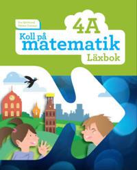 Koll på matematik 4A Läxbok