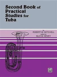 Practical Studies for Tuba, Bk 2