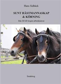 Hästmannaskap : körning