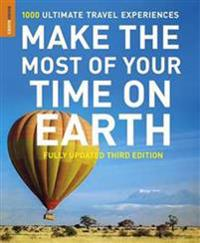 Rough Guide to Make the Most of Your Time on Earth