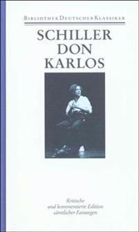 Dramen II. Don Karlos