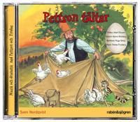 Pettson tältar (uppläsning med dramatisering)