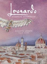 Leonardo oikealta vasemmalle