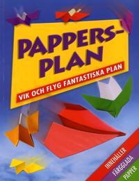 Pappersplan