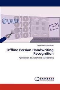 Offline Persian Handwriting Recognition