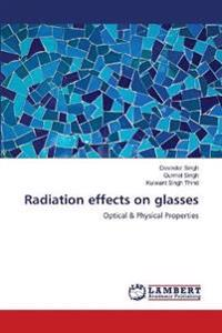 Radiation Effects on Glasses