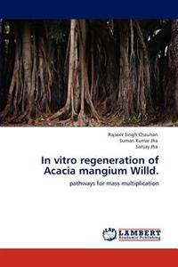 In Vitro Regeneration of Acacia Mangium Willd.
