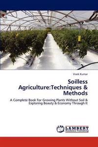 Soilless Agriculture