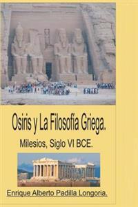 Siglo VI Bce Milesio.: La Conexion Egipcia.