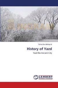 History of Yazd